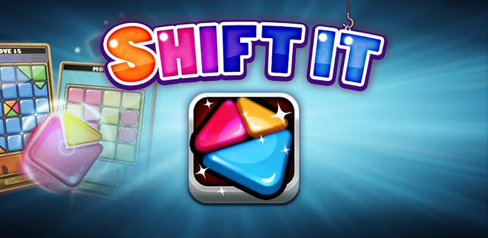 Shift It puzzle game
