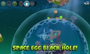 Angry Birds Space gets an Update with New Pig Dipper levels