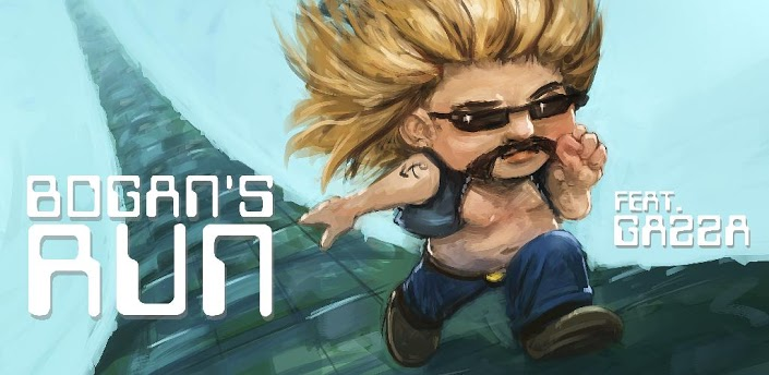 Weird game of the Week: Bogan's Run from POLYGAMe Digital