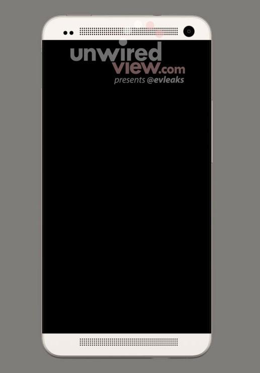 HTC M7 Photos leak onto the Web