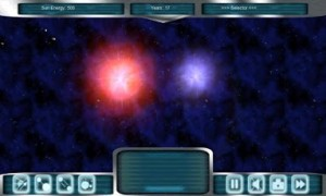 Build your own Galaxy in Solar Forge for Android