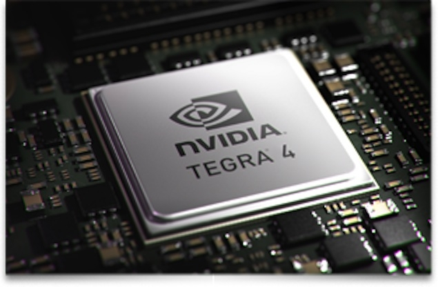 NVIDIA announces Tegra 4 a powerful demon