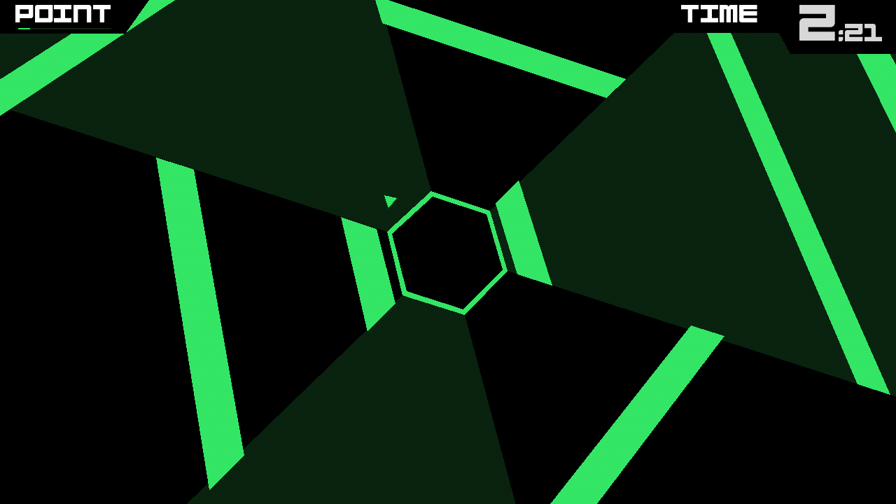 Super Hexagon Review: Frustrating Fun at its Finest ...