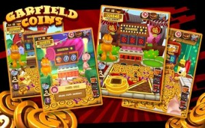 Web Prancer releases Garfield Coins for Android