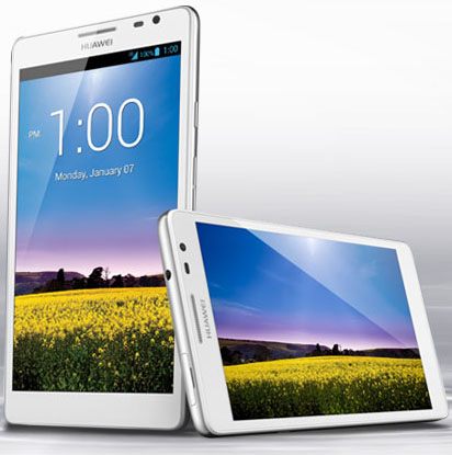 Huawei Ascend Mate, Big size small price