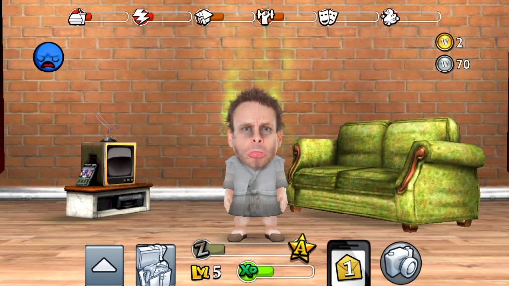 Keep Warwick Davis in your Pocket with PocketWarwick for Android