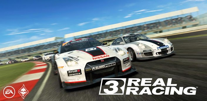 Rev up your engines, Real Racing 3 lands on Google Play