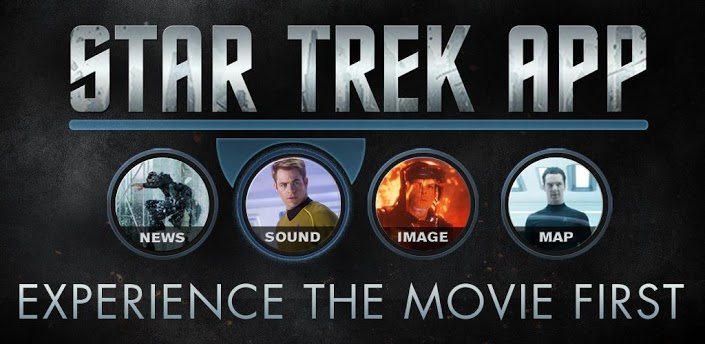 star trek android app
