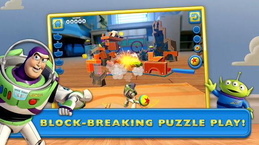 Woody, Buzz and the whole gang smash their way to Android in Toy Story: Smash It!