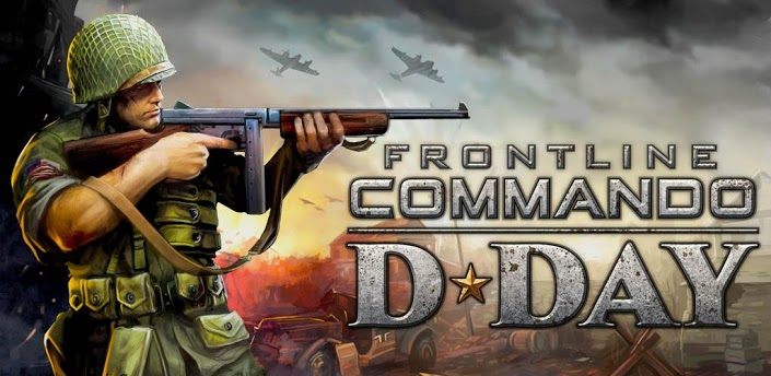 Frontline.Commando-D.day-Android