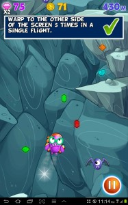 Help Jinx Fly Home in Jetpack Jinx by BubbleGum Interactive