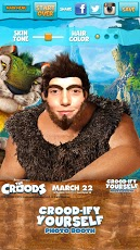 Devolve with The Croods: Crood-ify Yourself for Android