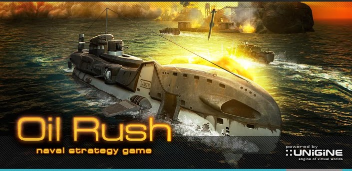 oil rush for android