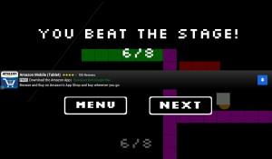 ping: 8-bit puzzle game