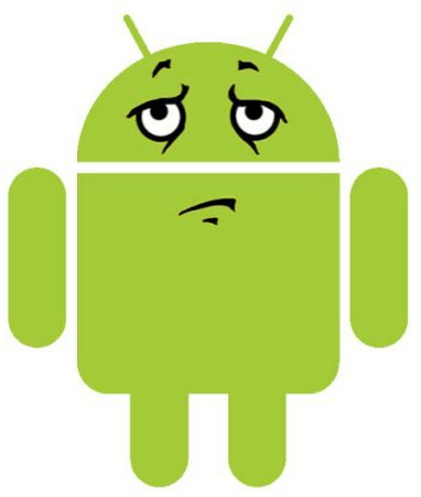 sad android | developers don't like programming android games