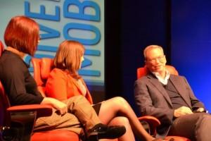 Chairman Eric Schmidt announces impressive Google numbers