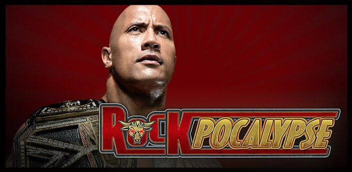 The WWE's Rockpocalypse brings The People's Champ to Google Play