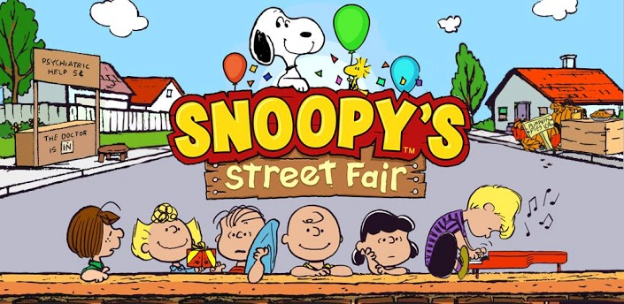 Snoopys.Street.Fair-Android