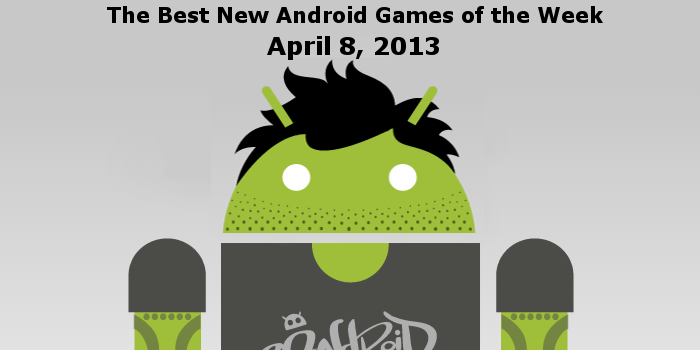 best new android games 2013
