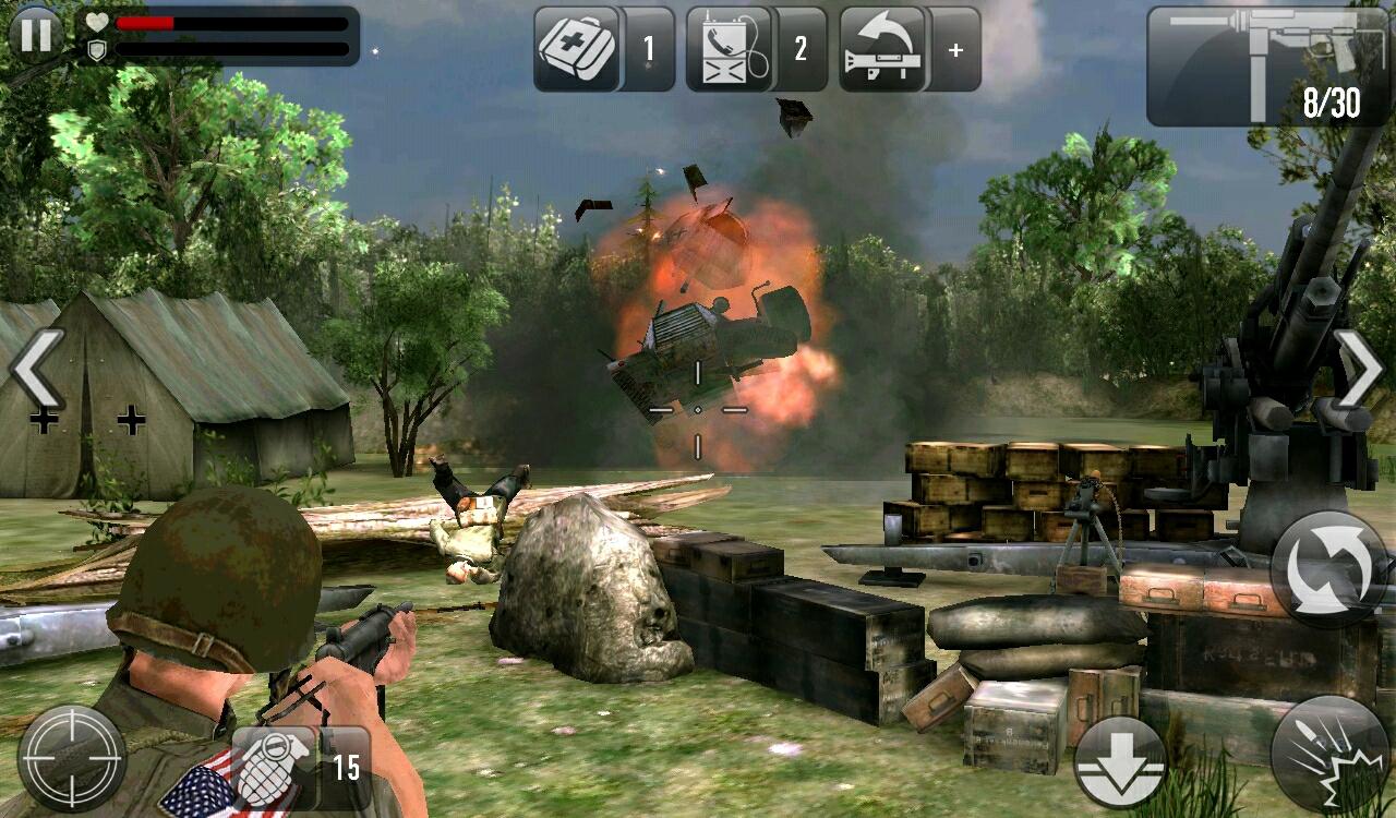 Frontline Commando D Day Mod Apk Data Fasrjapan