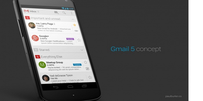 gmail5concept