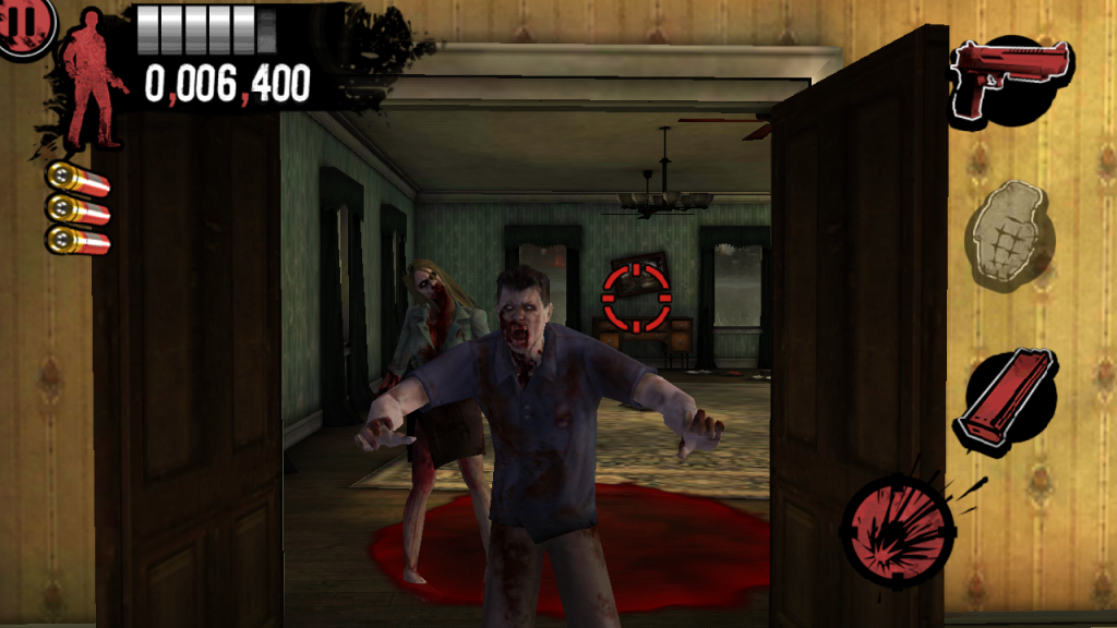 house of the dead overkill: the lost reels android