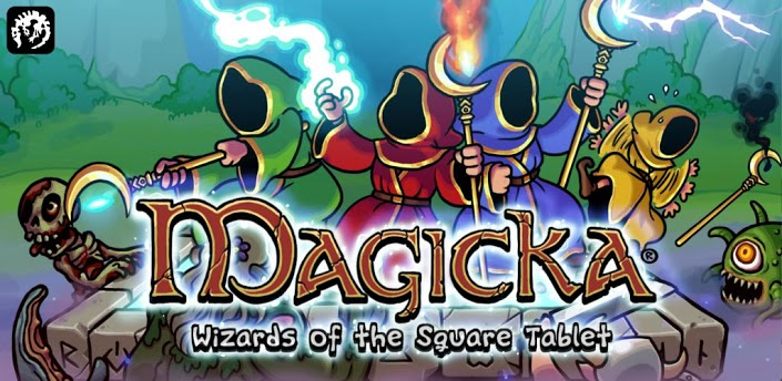 Android Review – Magicka Wizards of the Square Tablet