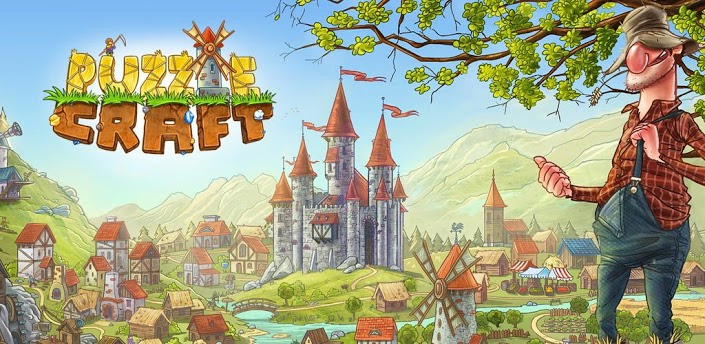 Puzzle Craft: Build Your Own Medieval City