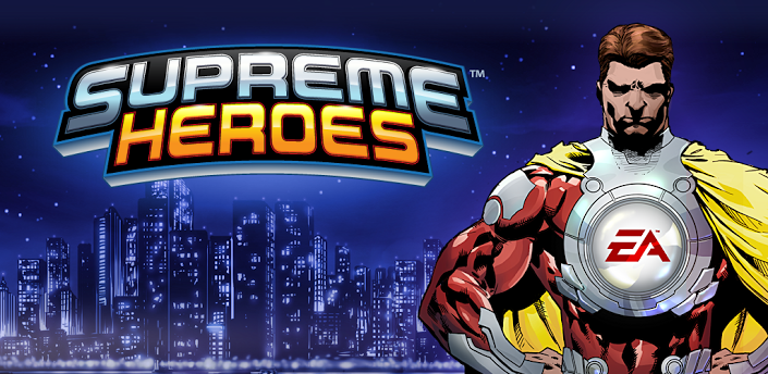 supreme heroes