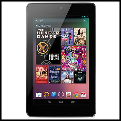 Asus Nexus 7 logo