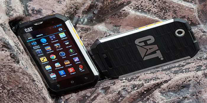 Caterpillar launches CAT B15 Android Smartphone