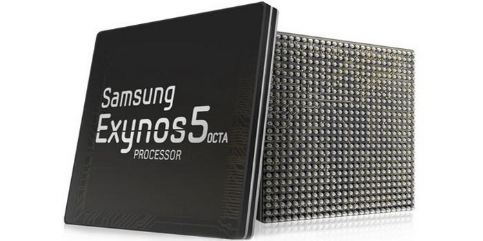 Exynos 5 Octa Chip