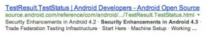 Android 4.3 appears on Google Developers Website