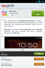 AppGratis brings their Free App a Day Service to Android
