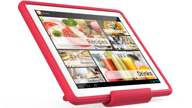 Archos Chefpad revealed, an Android table for chefs and cooking enthusiasts