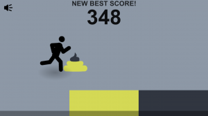 Go on a Minimalistic Run in COLORUS for Android