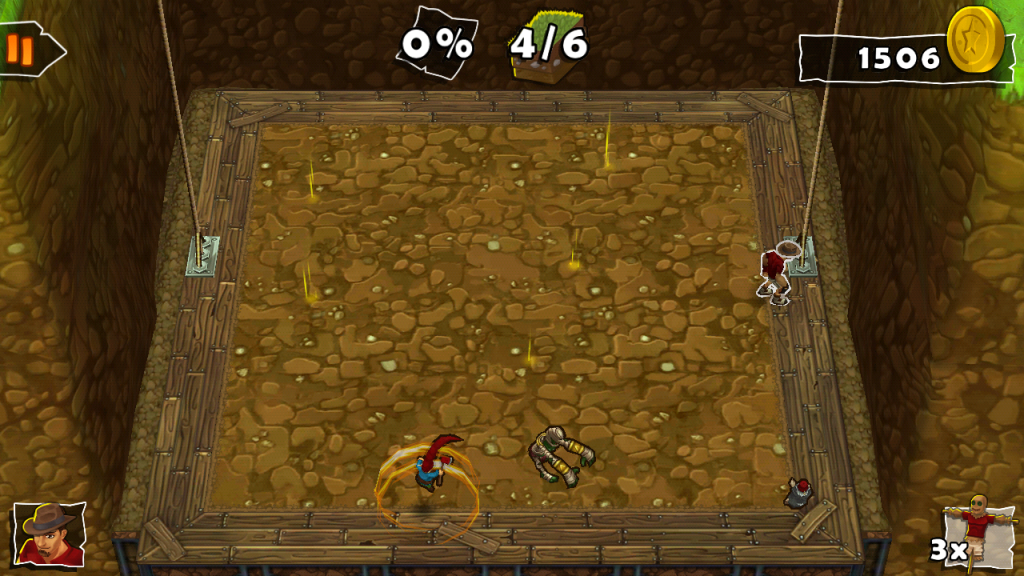Crescent Moon Games releases Dig! for Android