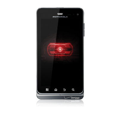 Motorola Droid 3 screenshot