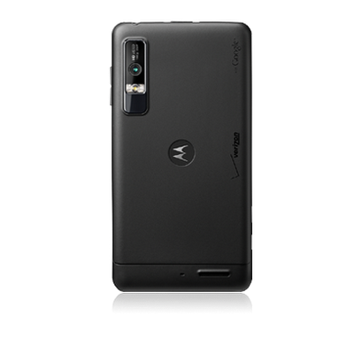 Motorola Droid 3 screenshot
