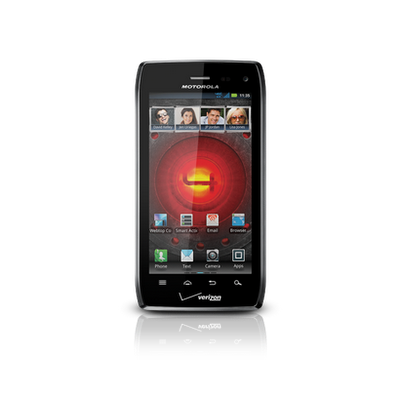 Motorola DROID 4 screen