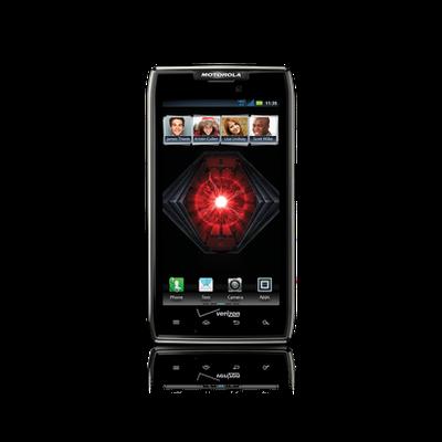 Motorola Droid Razr Maxx screen