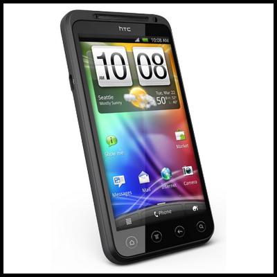 HTC EVO 3D logo