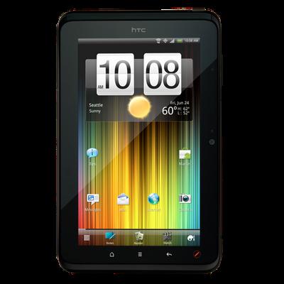 HTC EVO View 4G screenshot