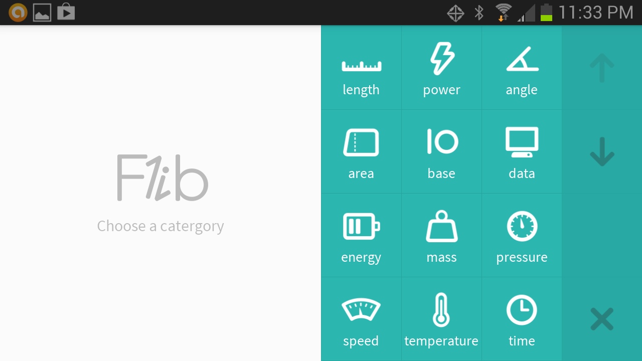 Flib Review A Unit Convertor With Style Android App