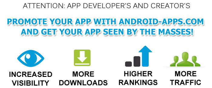 Promote Your App With Android-Apps.com