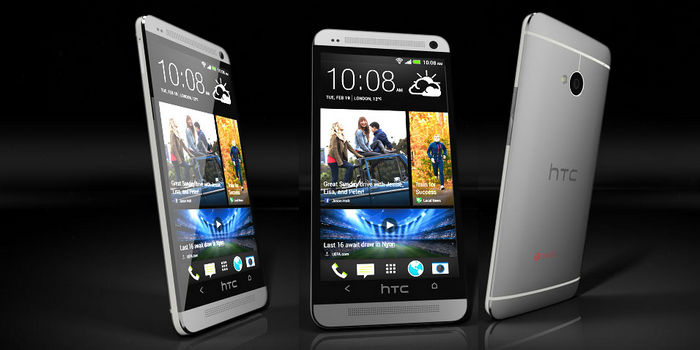 htc one shipments