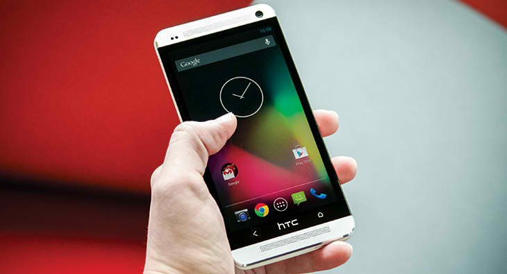 htc one with nexus experience