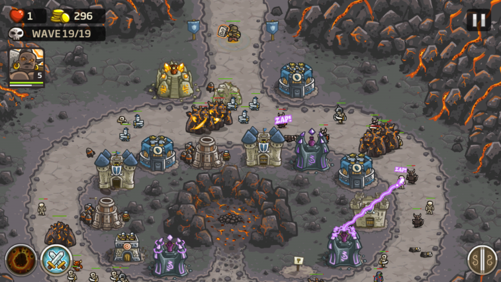 Kingdom Rush Review: Orcs and Trolls and Yetis, Oh My!