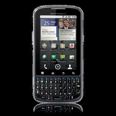 Motorola Milestone™ Plus logo