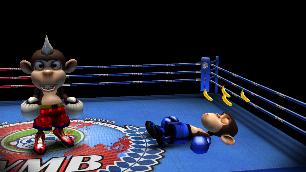 Monkey Boxing brings Pugilistic Primates to Android